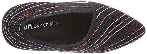 United Nude Fold Lite Hi, Scarpe con Tacco Donna Multicolore (Mehrfarbig (Glitch))