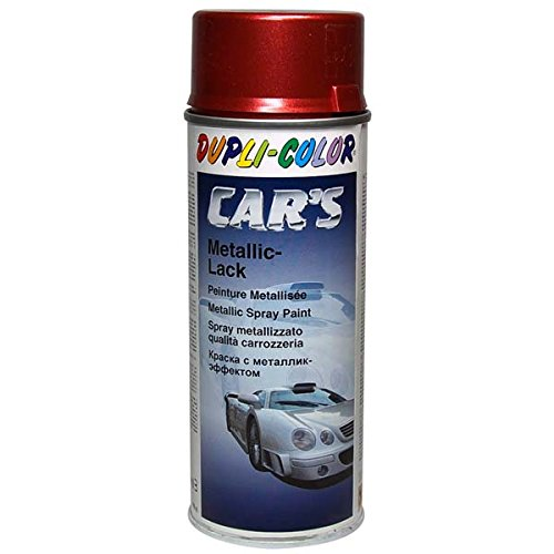Dupli-Color 706868 Car's-Spray, Metallic, 400 ml, Cars Rot