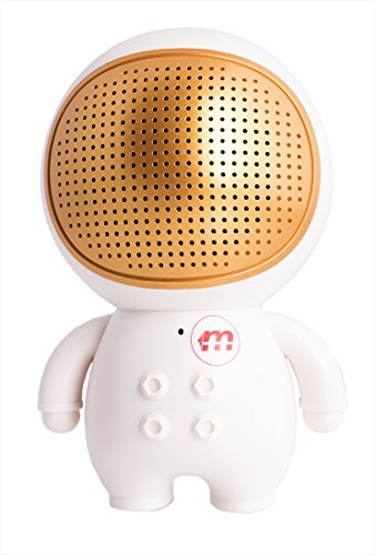 Malektronic Rocketman Bluetooth Speaker – Tampa Bay Astronaut as seen on TV