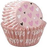XOXO Mini Valentine's Day Cupcake Liners