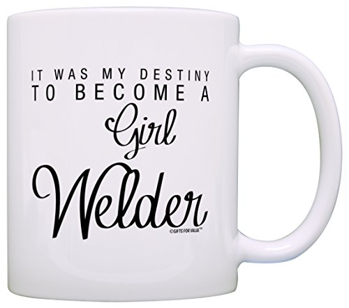 Welder Gifts Destiny Become Grandma product image