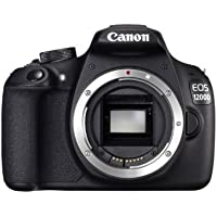 Canon EOS 1200D Digital SLR Camera (Body Only) (International Model) No Warranty