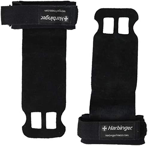 Harbinger Leather Weight Lifting Protection
