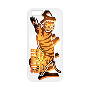 Cincinnati Bengals iPhone 6 Plus 5.5 Inch Cell Phone Case White persent zhm004_8567987