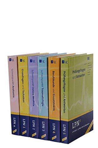LPN - Lehrbuch für präklinische Notfallmedizin CLASSIC (Gesamtwerk: 6 Bände)