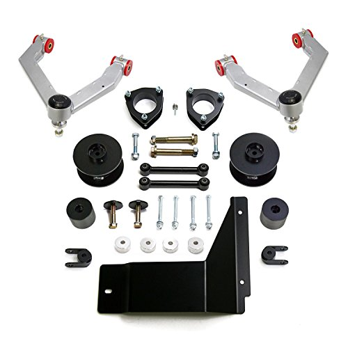 Readylift 69-3496 ReadyLift Front With 3.0'' Rear SST Lift Kit, Aluminum/Stamped Steel Upper Control Arm, Max Lift: 4