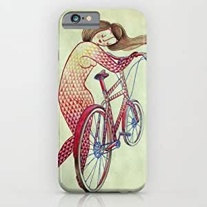 Bicycle Hugger Case For Iphone 6 4.7Inch Cover Case by Magic Suitcase