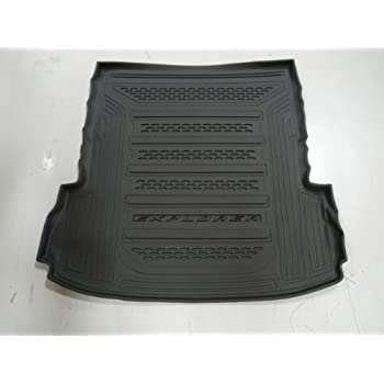 this item oem factory stock genuine 2011 2012 2013 2014 2015 ford explorer black rear back cargo weather liner mat - Ford Explorer Black 2015
