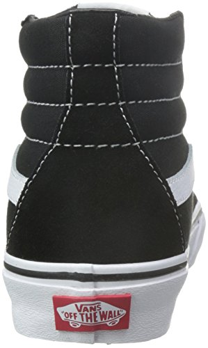Hi Vans Black Black Men's Sk8 Tm Classics Black White Core nnqZOrxB