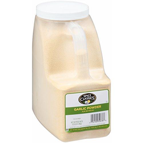 Spice Classics Garlic Powder, 5.25 Pound