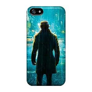 AlissaDubois Iphone 5/5s Protective Cell-phone Hard Covers Unique Design Vivid Rorschach Series [Sht16379YvQV]
