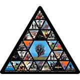 C&D Visionary Pink Floyd - Triangle Sticker...
