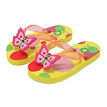 Melissa and Doug Sunny Patch Bella Butterfly Flip-Flops