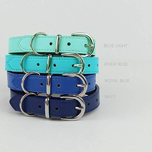 dog collar dog of honor dog leash Puppy bow tie collar Purple dog bow tie collar leather