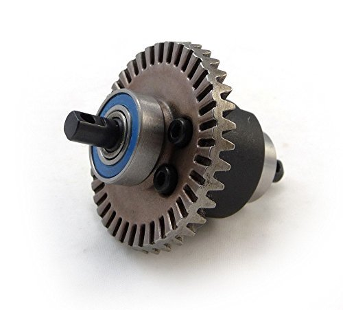 Traxxas 1/10 Slash 4x4 * FRONT/REAR DIFFERENTIAL, RING, PINION & OUTPUT GEARS * 4x4 Front Differential