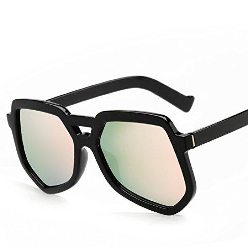 Aoligei Classic Lady Big frame lunettes de soleil anti-UV style européen tendance mode lunettes de soleil lunettes de soleil couleur j6DZghBxi