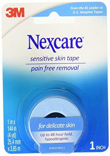 Nexcare Sensitive Skin Tape, 1