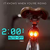 Proton R60 Smart Bike Tail Light Motion Sensing