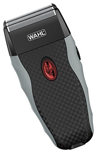 Wahl LIGHTWEIGHT Men's Shaver with TITANIUM Head and FREE Old Spice Body Spray Included