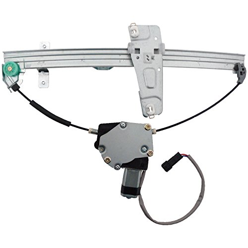 ACDelco 11A103 Professional Front Driver Side Power Window Regulator with Motor