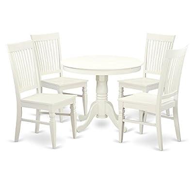 East West Furniture Antique Tables