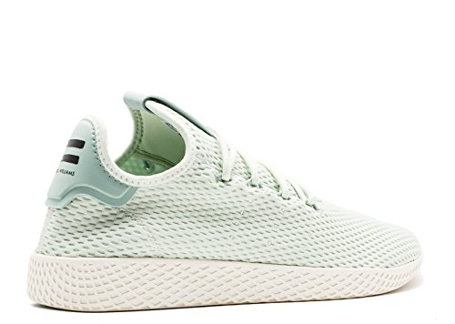 Mens adidas Pharrell Williams Tennis HU Athletic Shoe (13 D(M) US, Linen Green 6367)