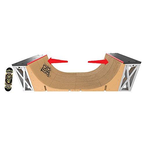 Mehrfarbig Bizak, S.A. 61929885 Tech Deck Half Pipe Fahrzeuge