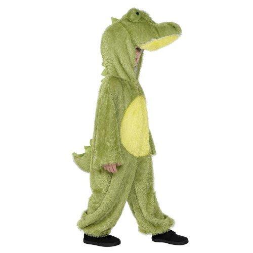 [Crocodile Plush Kids Costume by Smiffy's] (Smiffys Crocodile Costume)