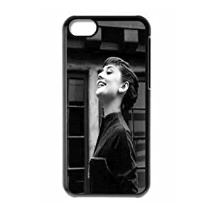 Custom High Quality WUCHAOGUI Phone case Movie & TV Super Star Audrey Hepburn Protective Case For ipod touch4 - Case-7