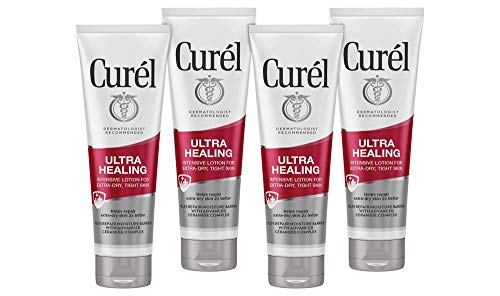 Curel Ultra Healing Lotion, 2.5 Ounce (Pack of 4)