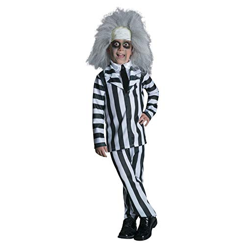 Beetlejuice Deluxe Child Costume -