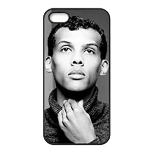 NICKER Imperturbable handsome man Cell Phone Case for Iphone 5s