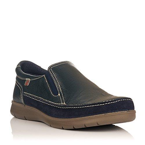 Zapatos de Sport Azul Mocasines Luisetti 27900 Gravity Azul