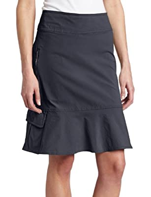 Royal Robbins Women's Discovery Skirt, Natural Fit