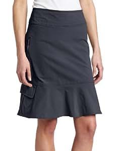 Royal Robbins Women's Discovery Skirt, Jet Black, 2