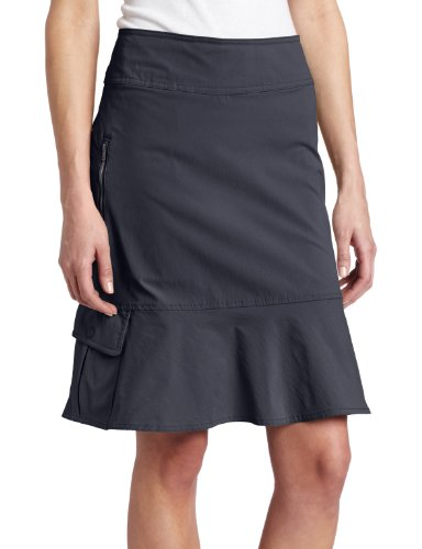 Royal Robbins Women's Discovery Skirt, Jet Black, - Clothing Womens Rei