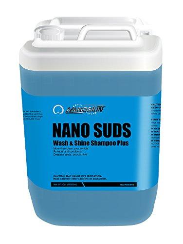 Nanoskin (NA-NSS640) Nano Suds Wash & Shine Shampoo Plus - 5 Gallon
