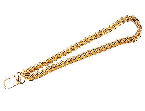 (Wristlet Chain Strap for Wallets Bag Keys Phone Case Wristlet Strap Fashion Strong&Sturdy )