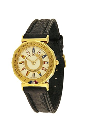 Corum Admiral's Cup Mechanical-Hand-Wind Female Watch 38.937.65 (Certified Pre-Owned)