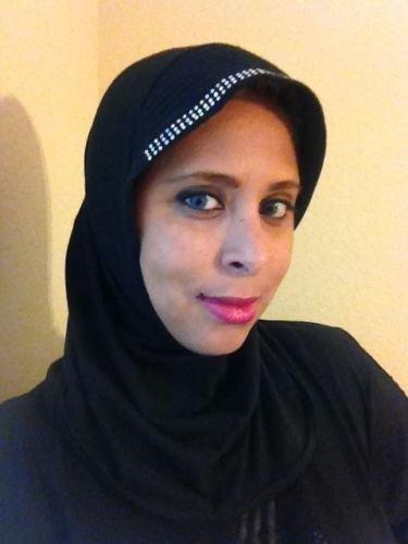 Chanel Cap (Under Scarf Cap Hat Bonnet Shayla Headband Hijab Hejab Islam Shawl Abaya Black)