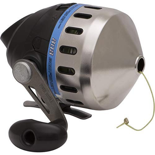 Zebco 808HBOWHD, 200, BX3 808 Series Reel, Bowfisherhd, Spincast, Boxed