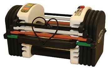 Power Block U33 - Mancuernas ajustables (fase 1, 1-10kg): Amazon.es: Deportes y aire libre