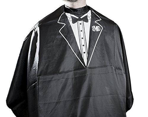 MD Barber Tuxedo Cape White