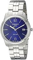 Tissot Men's T0494101104701 PR 100 Blue Dial Bracelet Watch