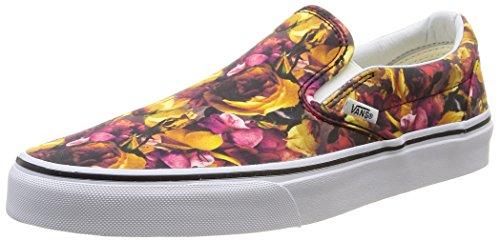 Vans Unisex Classic Slip-on (Digi-Floral) Skate Shoe-Digi Floral-7