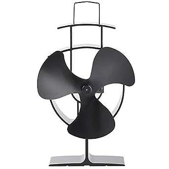 ExcLent Ventilador De Estufa Ecológico De 3 Palas, Mini Horno ...