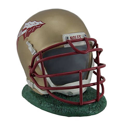 NCAA Florida State University Helmet Shaped Bank (Florida Football Helmet Of University)