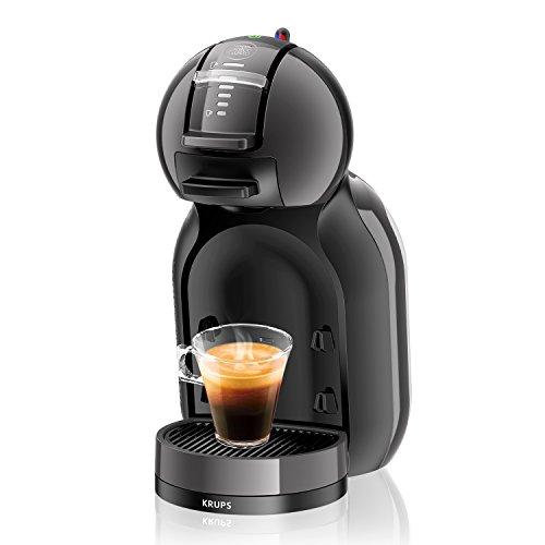 Krups Nescafé Dolce Gusto Mini Me YY1500FD Cafetera De Cápsulas, 0.8 Litros, Negro