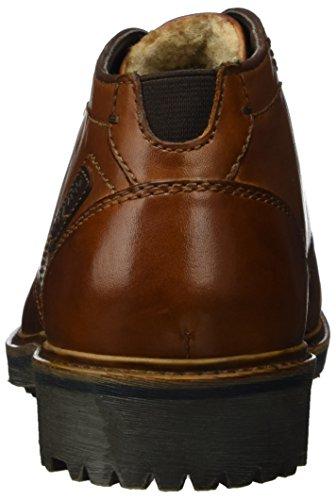 Bugatti Herren 311180521100 Derbys Braun (Cognac)