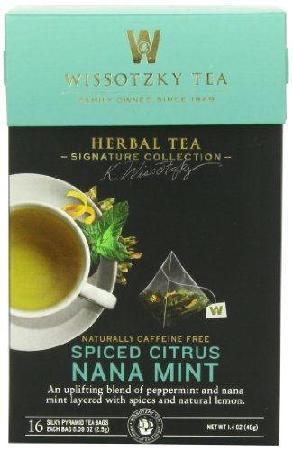 Wissotzky the Signature Collection Tea